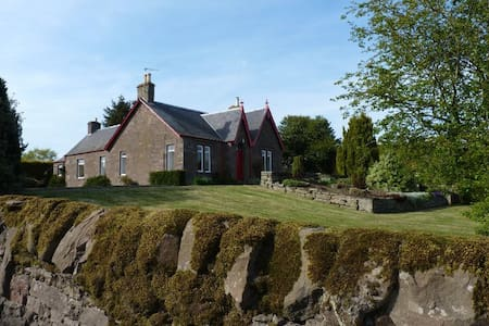 Detached cottage in rural location - Perth and Kinross
