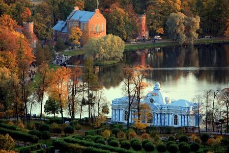 Квартира в Пушкине - Pushkin