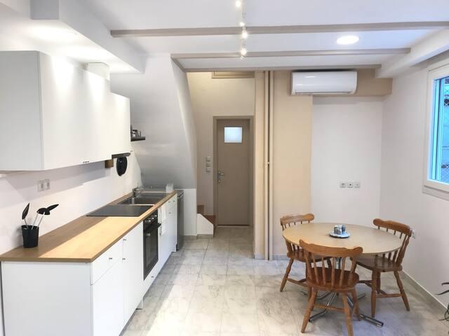 Μοντέρνο διαμέρισμα στην πόλη