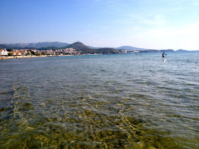 Roofflat/BigTerass/Sea+MountainView - Menderes - Wohnung