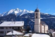 Kirche Laax