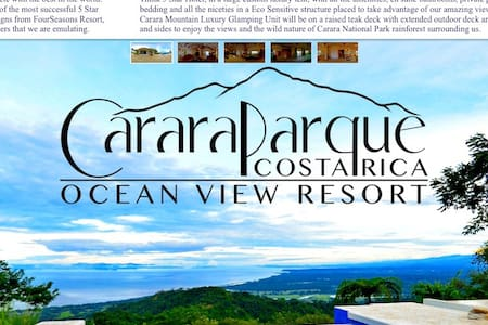 Ocean View Eco Resort - Carara
