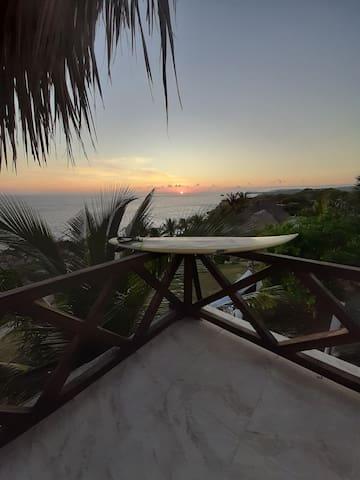 Habitación MAREA by CASA SOLE Puerto Angel Oaxaca
