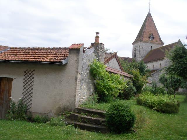 Ancienne bergerie rénovée - Ormes - Casa