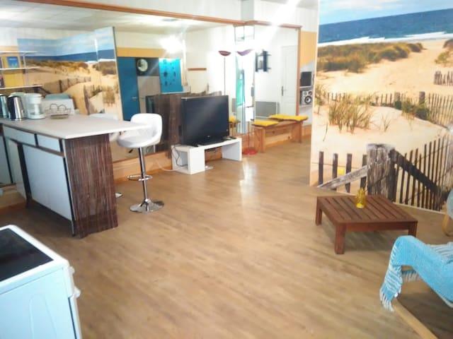 Studio: La mer à la montagne