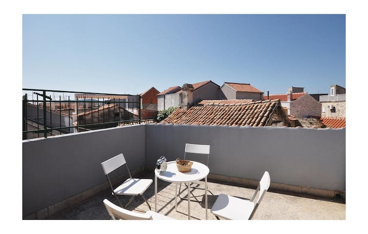 Terraced house with 2 bedrooms on 79 m²
