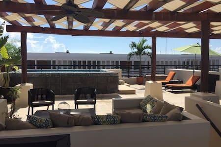 PENTHOUSE, Private pool & terrace - Playa del Carmen - Apartment