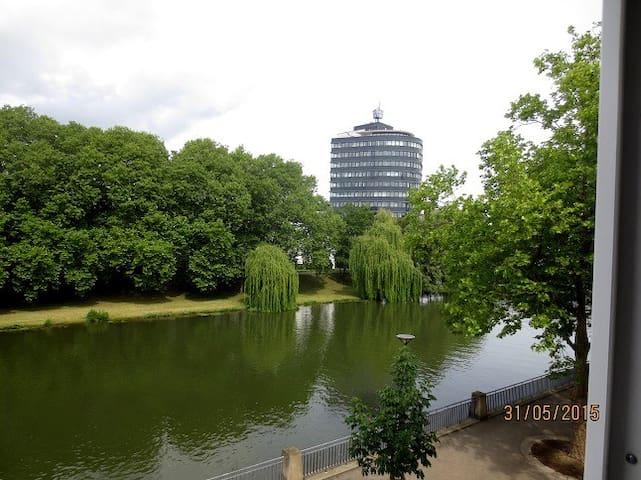 Mitten in Heilbronn