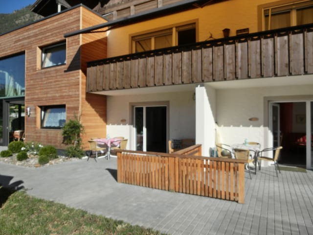 Appartement Sonnenberg - barrierefrei in Südtirol