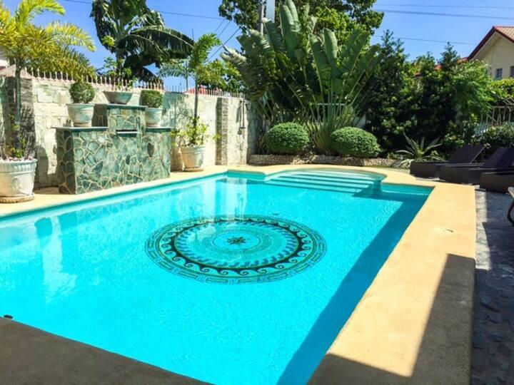 Pacific Luxury Villas Cebu, 300sqm, Pool, Spa