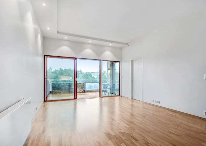 Brand new apartment in a peaceful, renown district - Bergen - Apartment