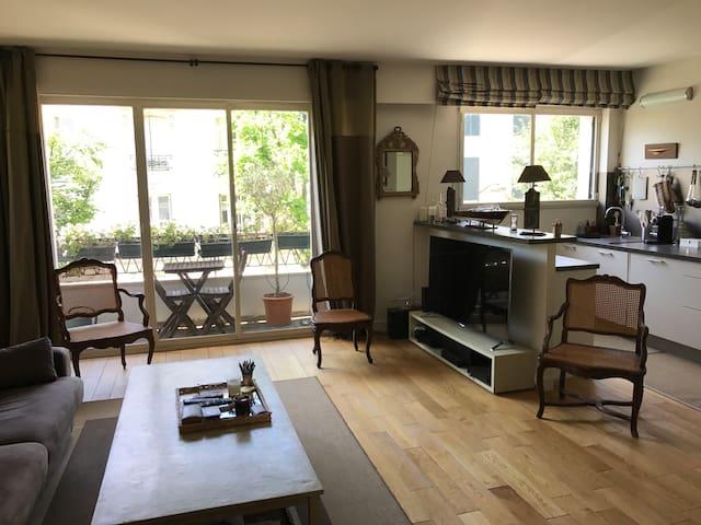 75 m2 à Neuilly sur Seine