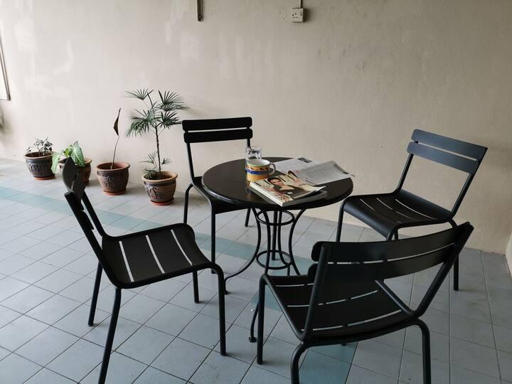 Cat's Santorini @ Near The Spring 猫城之圣托里尼@靠近新欣商场