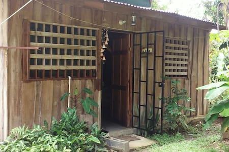 Rustic Cabin in Bahía Ballena - Uvita - 小木屋