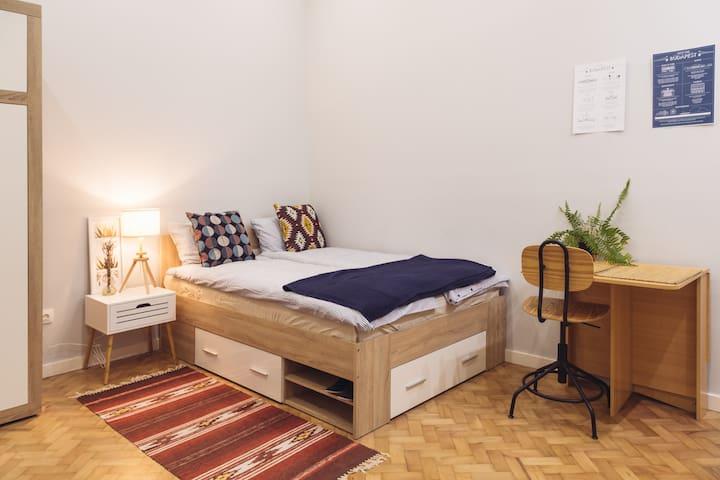 Cozy flat close to Danube
