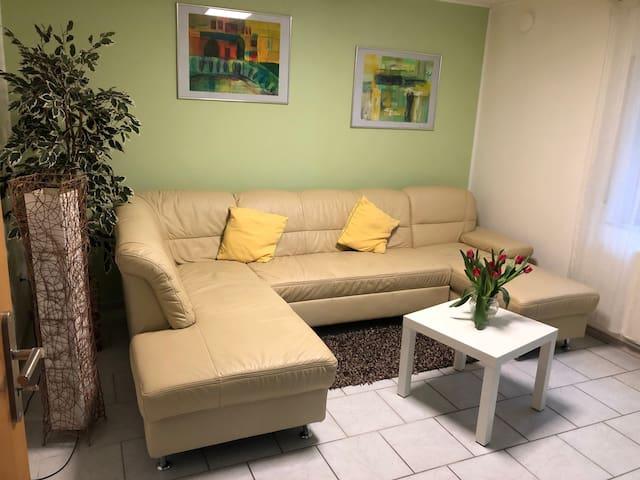 DOWN UNDER  Ruhige 2- Zimmer Wohnung in Bruchsal