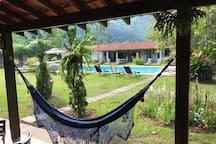 Confortável suíte no eco resort bela riba !
