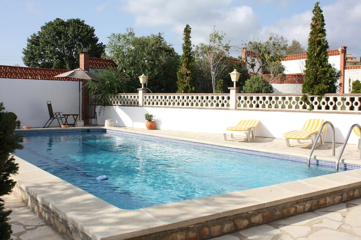 Villa for 4/5 in Blanes countryside with pool - Tordera - Villa