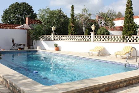 Villa for 4/5 in Blanes countryside with pool - Tordera