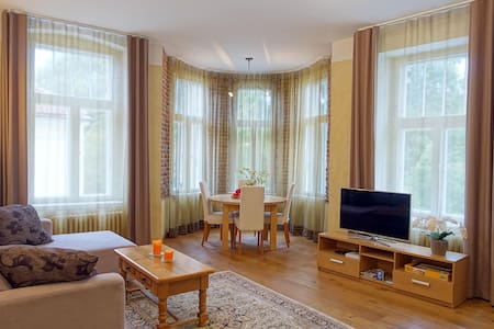 Comfortable apartment in center of Tartu