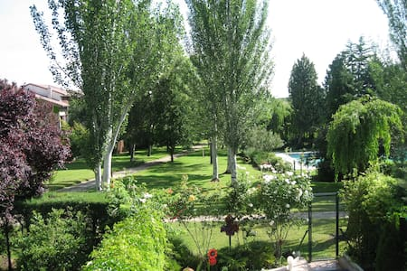 Habitación espectacular en Majadahonda, Madrid - Chalet