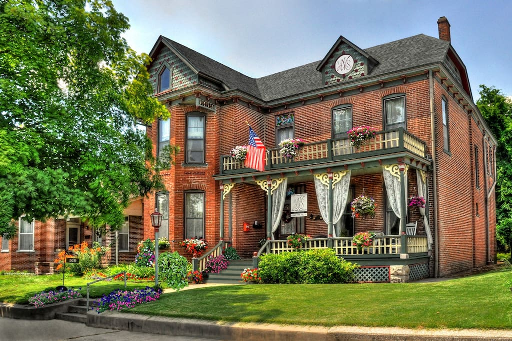 Boonville Bed And Breakfast