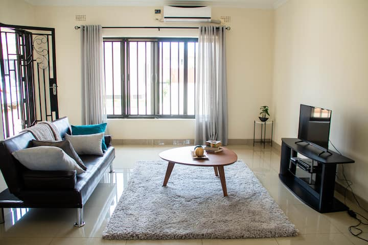 Modern  & secure apartment in Area 43 Lilongwe