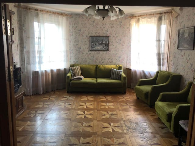 4-rooms apartment Moscow FIFA World Cup 2018