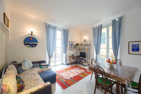 COMFORTABLE FLAT FACING THE SEA - Celle Ligure, Liguria, IT - อพาร์ทเมนท์