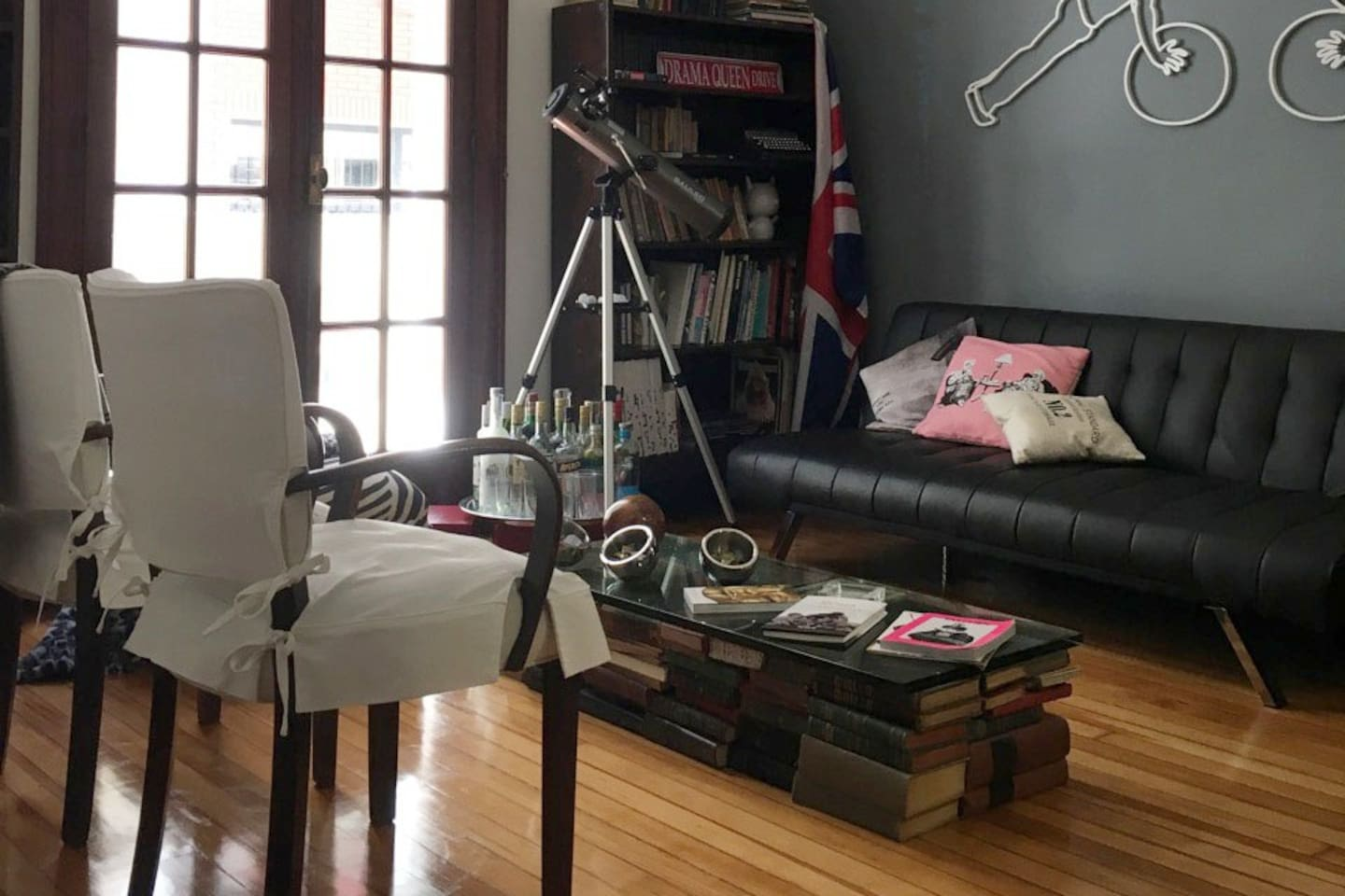 Cozy, spacious and up to date french style apt. in Buenos Aires