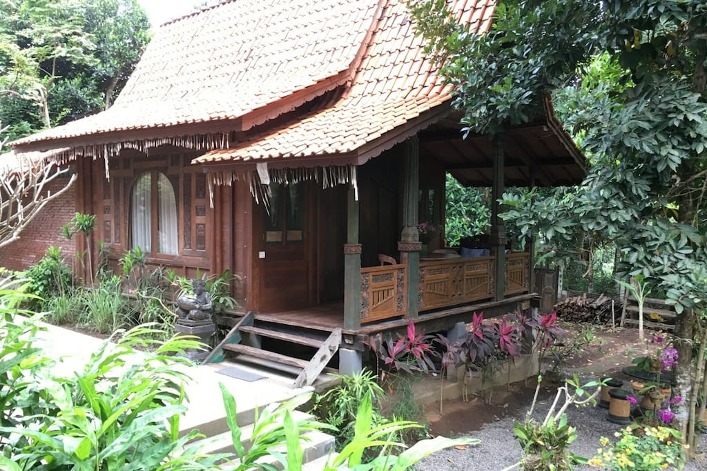 The Little Wooden Cottage - a peaceful haven for those seeking authentic Balinese hospitalit