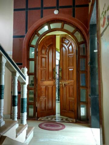 2bhk king size flat - Morjim - Apartment
