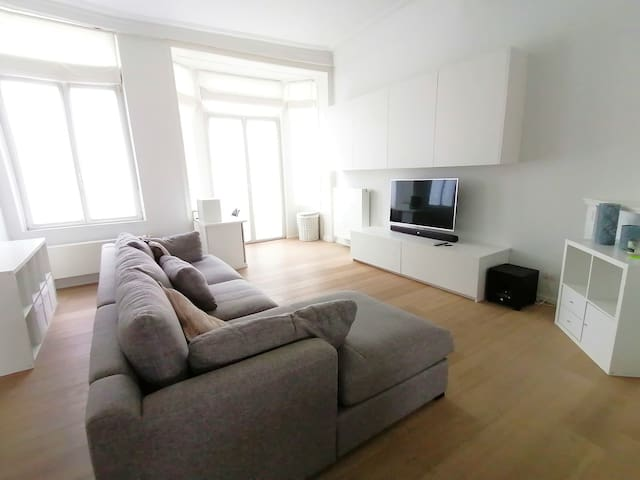 Luxurious apartment in the city center of Ghent!