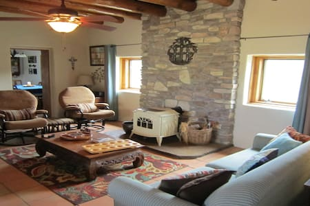 Sangre de Cristo Mountain Ranch Retreat