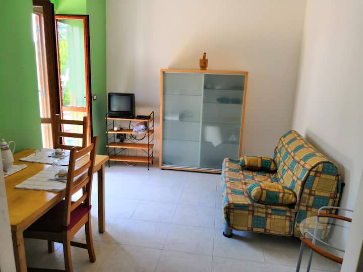 Appartamento Sant'EufVetere - per Kiter e famiglie