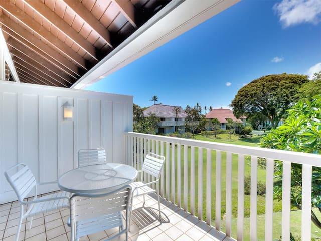 Kiahuna Plantation - 1 Bedroom Garden View Paradise #2055