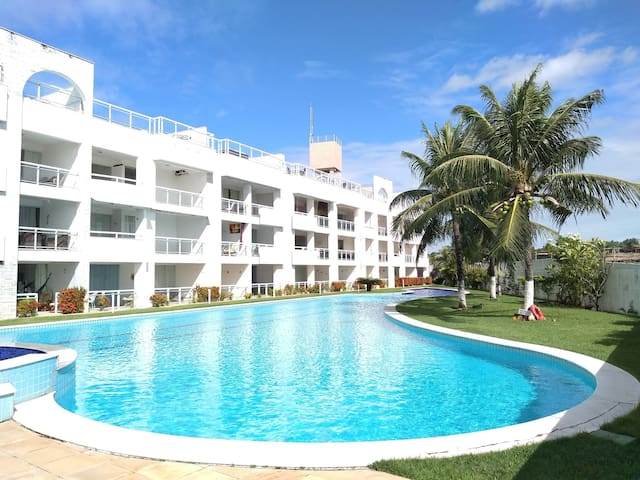 Beautiful Flat in  Tabatinga Beach Resort