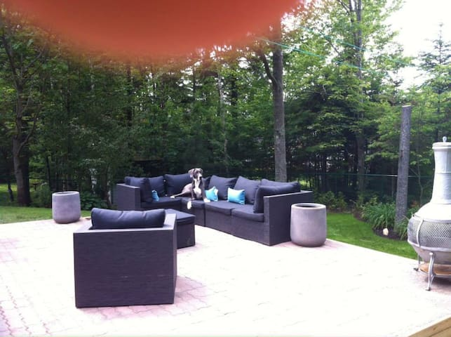 Great place in a relaxed environment - Quispamsis - Dům