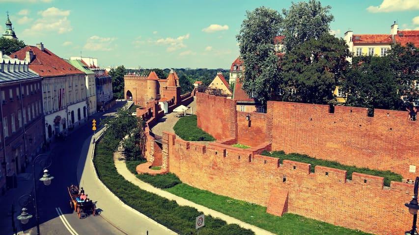 Old Town - Warsaw - Varsòvia
