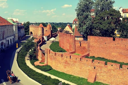 Old Town - Warsaw - Warsaw - Leilighet