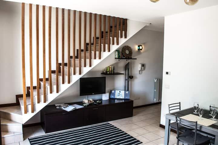 Intero appartamento attico tra Padova e Venezia