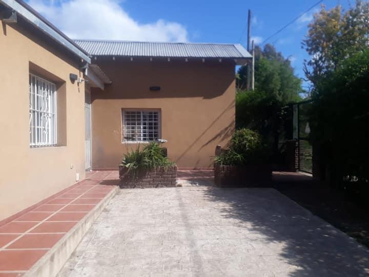 """Natural House"", casa, Pileta/Paso del Rey"