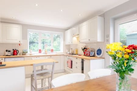 Lovely 2 bed house in Twickenham - Twickenham - 단독주택