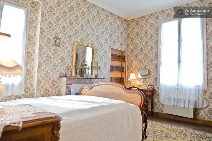 "La Basinierre ""La Tradition"" - Candes-Saint-Martin - Bed & Breakfast"