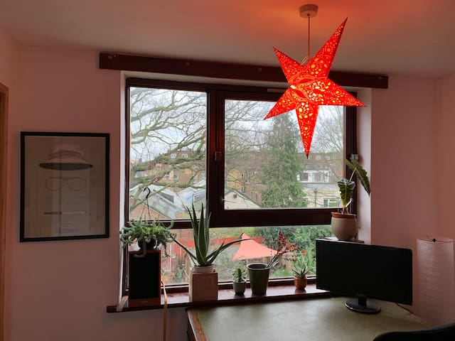 Cosy and light 1 bedroom flat in Peckham/Dulwich