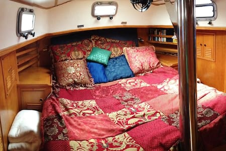 Private Stateroom on a yacht! - Nantucket - Boat
