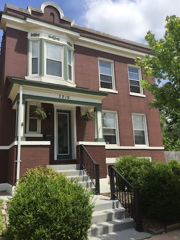Classic Victorian in Tower Grove