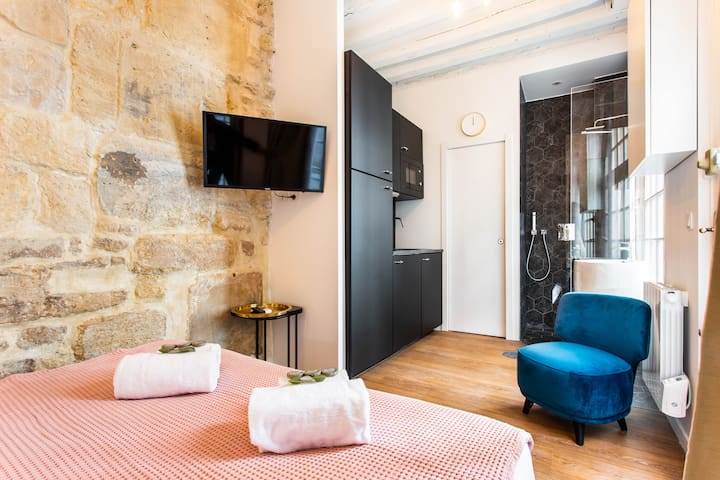 Lovely studio in the heart of the Marais