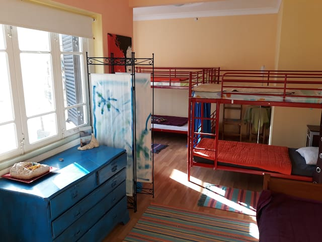 GuesthousebyBeach--dorm for youth!!