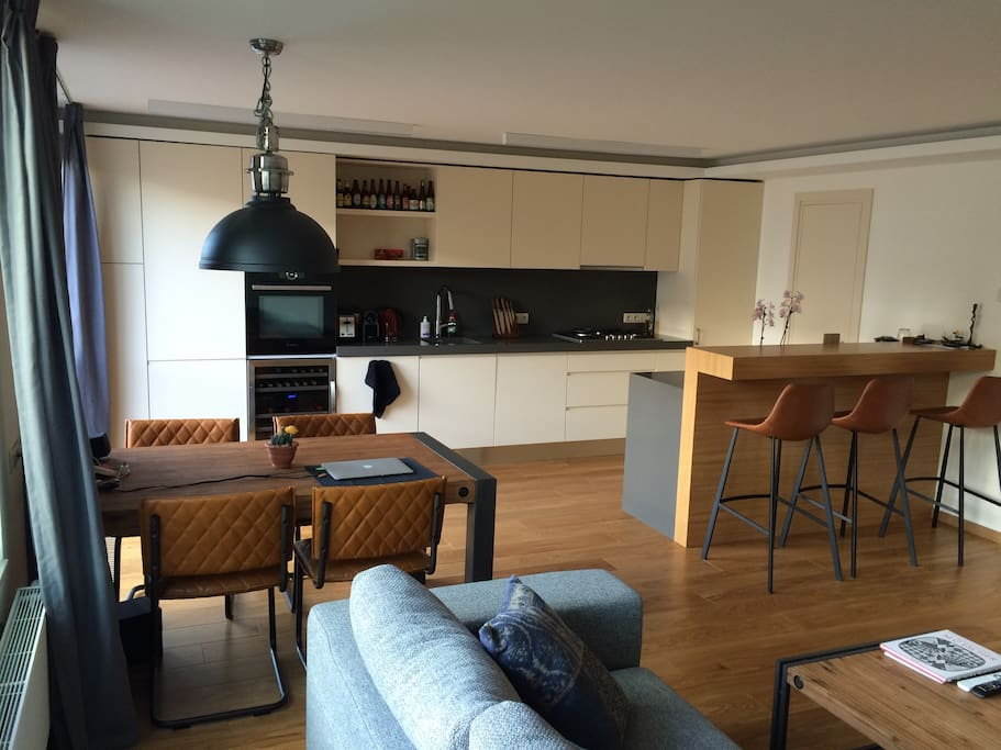 Brick city appartements louer amsterdam noord for Appart hotel amsterdam centre ville